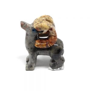 Soapstone Ram All Specialty Items crystal ram