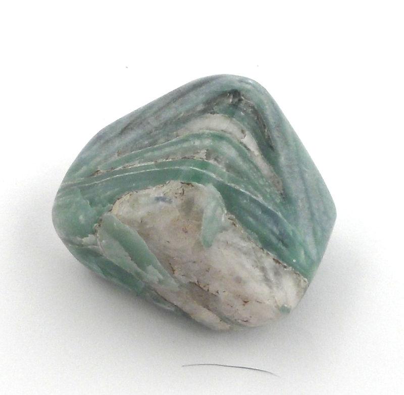 Blue Green Kyanite Pebble All Gallet Items blue green kyanite