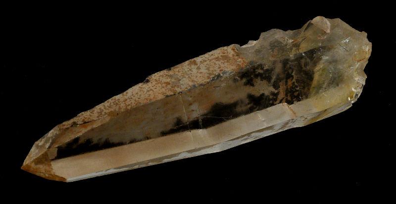 Lemurian Quartz Point, Dream All Raw Crystals dream lemurian