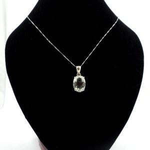 Prasiolite  Pendant Crystal Jewelry pendant
