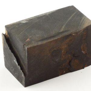 Jet Block Raw Crystals block