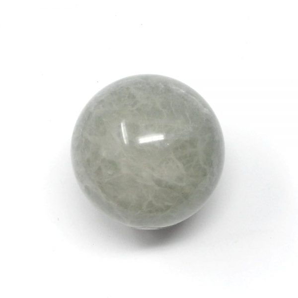 Fluorite Sphere 45mm All Polished Crystals crystal sphere