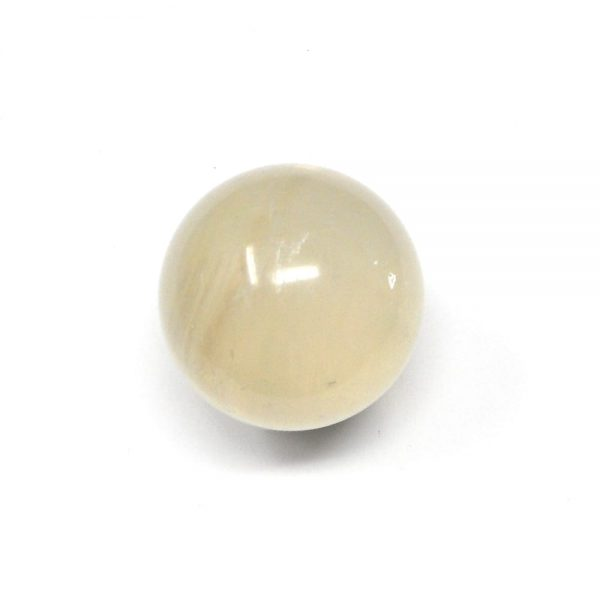 Yellow Calcite Sphere All Polished Crystals calcite