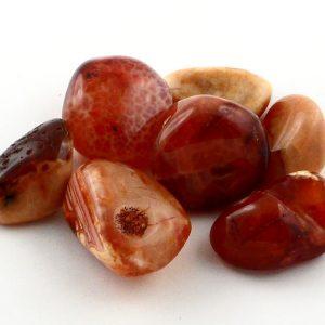 Agate, Snakeskin, tumbled, 4oz All Tumbled Stones agate
