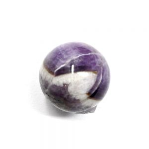 Banded Amethyst Sphere 20mm New arrivals amethyst