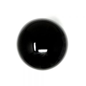 Black Obsidian Sphere 75mm All Polished Crystals black obsidian