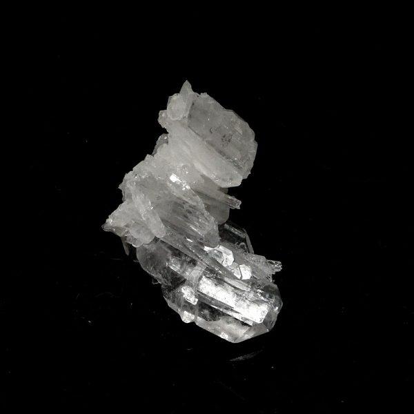 Faden Quartz Specimen All Raw Crystals Faden Quartz
