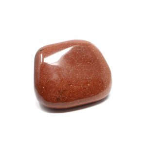 Goldstone Therapy Stone Gallet crystal massage stone