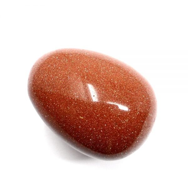 Goldstone Egg All Polished Crystals crystal egg