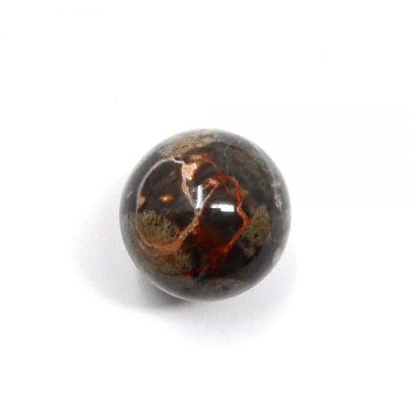 Rhyolite Sphere 20mm All Polished Crystals crystal marble