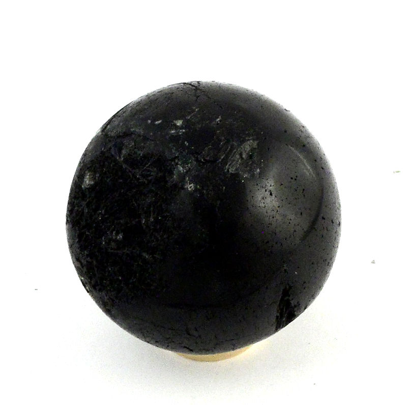 Tourmaline, Black, Sphere, 45mm All Polished Crystals black tourmaline