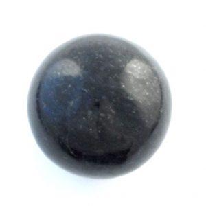 Nuummite, Sphere, 55mm All Polished Crystals nuummite