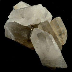 Quartz Points DT lg 16oz All Raw Crystals bulk quartz points