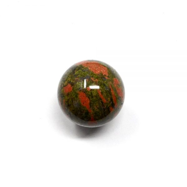 Unakite Sphere 40mm All Polished Crystals crystal sphere
