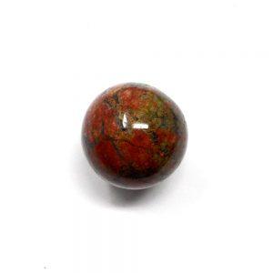 Unakite Sphere 40mm New arrivals crystal sphere