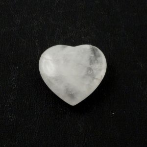 Azeztulite Heart All Polished Crystals azetulite