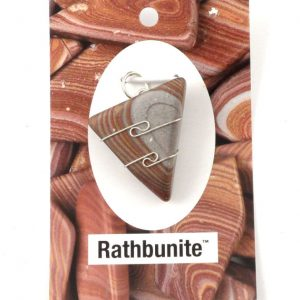 Rathbunite Pendant All Crystal Jewelry pendant