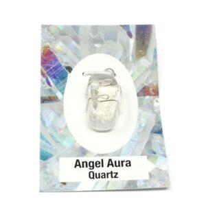 Angel Aura Quartz Pendant All Crystal Jewelry angel aura quartz
