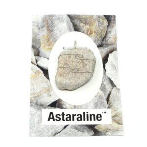 Astaraline Wire Wrapped Pendant All Crystal Jewelry astaraline