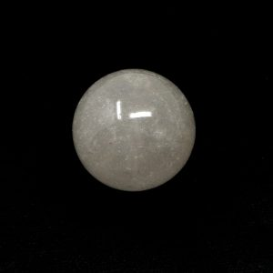 Clear Quartz Sphere 40mm All Polished Crystals clear quartz