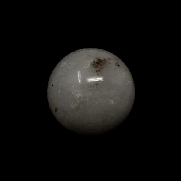 Clear Quartz Sphere 45mm All Polished Crystals clear quartz
