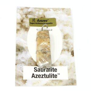 Sauaralite Azeztulite Pendant All Crystal Jewelry azeztulite