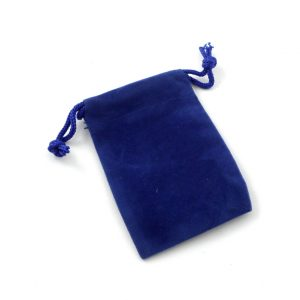 Blue Pouch, sm Accessories blue pouch