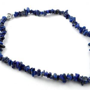 Lapis Chip Choker All Crystal Jewelry chip choker