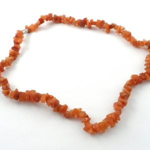 Peach Aventurine Chip Choker All Jewellery