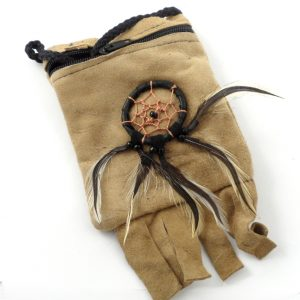 Dreamcatcher Pouch, lg Accessories dreamcatcher pouch