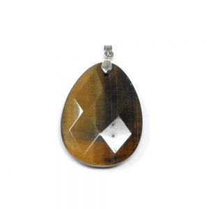 Tiger Eye Pendant All Crystal Jewelry crystal pendant