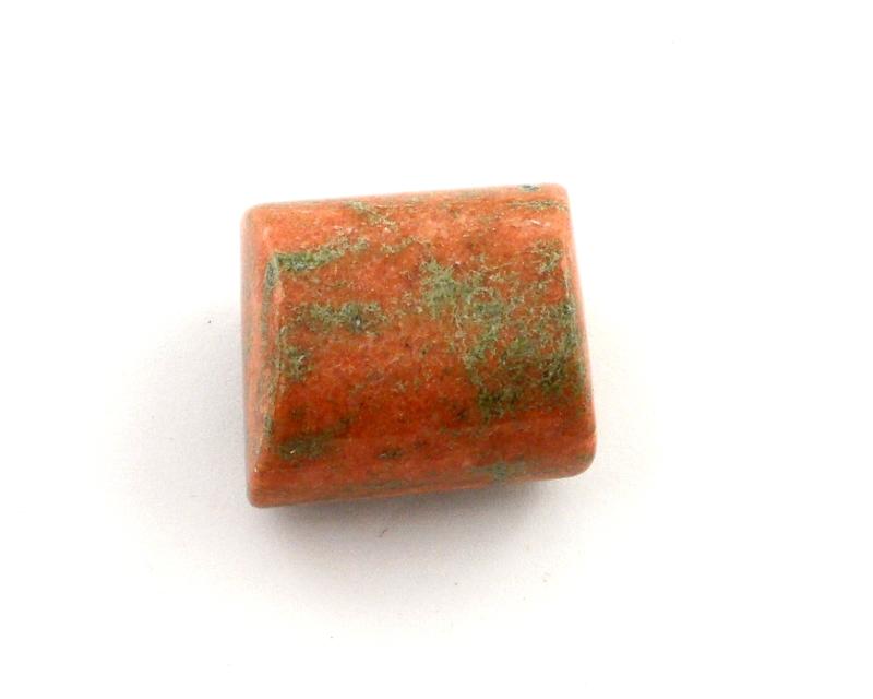 Unakite Pebble All Gallet Items crystal pebble
