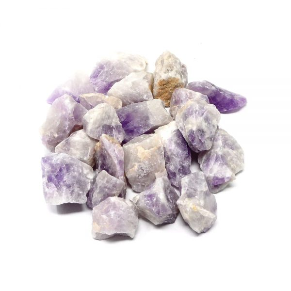 Amethyst Raw Stones 16oz All Raw Crystals amethyst