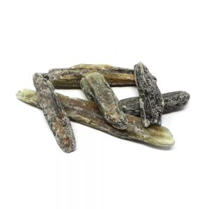 Green Kyanite Blades 8oz All Raw Crystals green kyanite