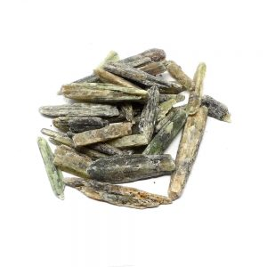 Green Kyanite Blades 8oz All Raw Crystals green kyanite