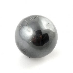 Hematite, Sphere, 50mm All Polished Crystals hematite
