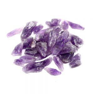 Amethyst Pieces md 16oz All Raw Crystals amethyst