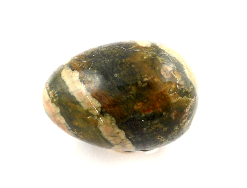 Rhyolite Egg All Polished Crystals egg