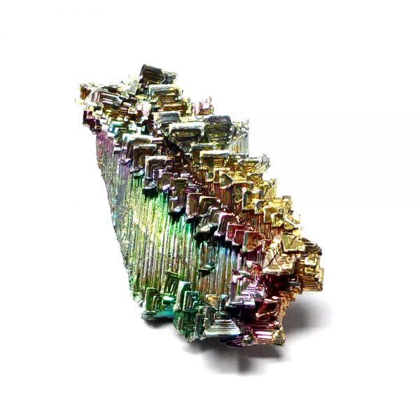 Bismuth – Lab Grown All Raw Crystals bismuth
