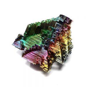 Bismuth – Lab Grown Raw Crystals bismuth