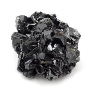 Galena with Sphalerite Specimen All Raw Crystals Bulgaria