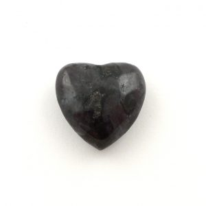 Merlinite Heart Polished Crystals heart