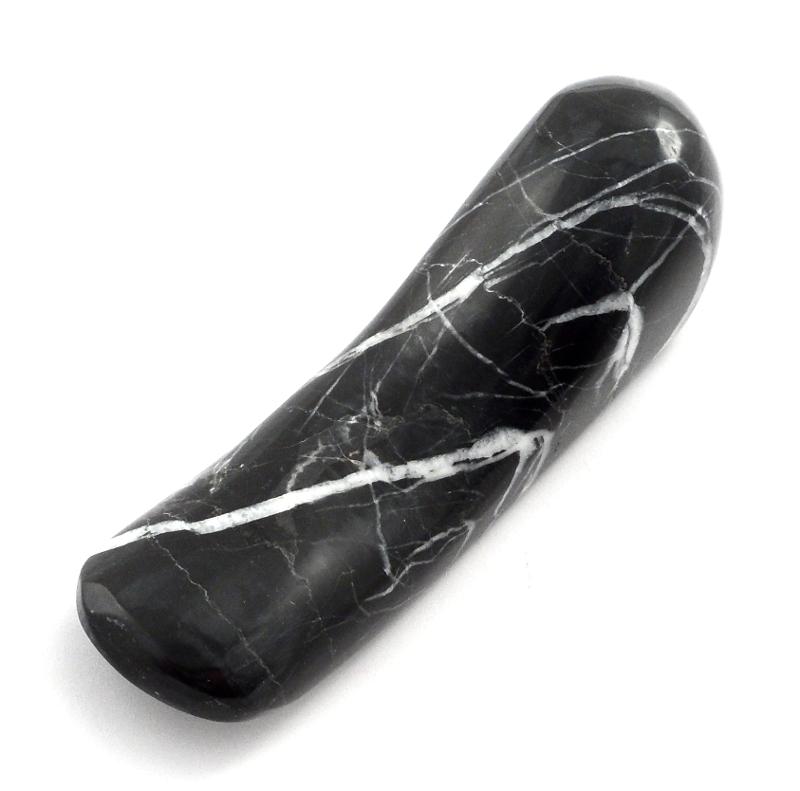 Onyx Wand All Polished Crystals massage wand