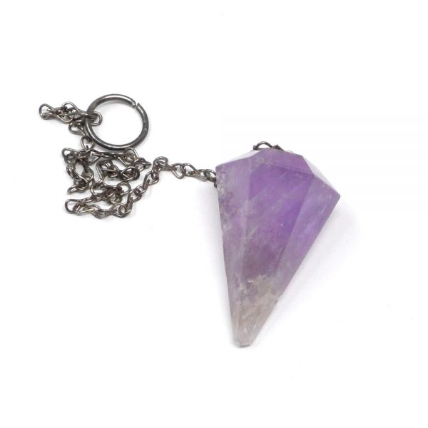 Amethyst Point Pendulum All Specialty Items amethyst