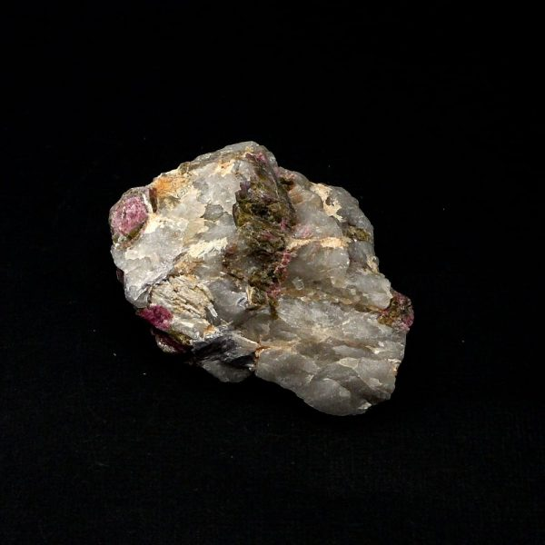 Pink Tourmaline in Quartz All Raw Crystals pink tourmaline