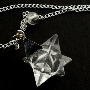 Quartz Merkaba Pendulum All Specialty Items merkaba