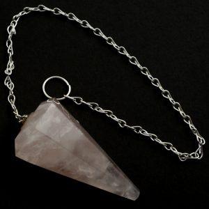 Rose Quartz Pendulum All Specialty Items pendulum