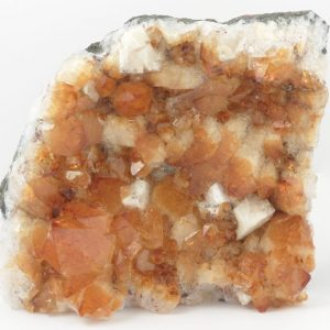 Citrine, Stand Up Cluster All Raw Crystals