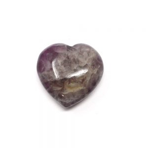 Fluorite Crystal Heart All Polished Crystals crystal heart