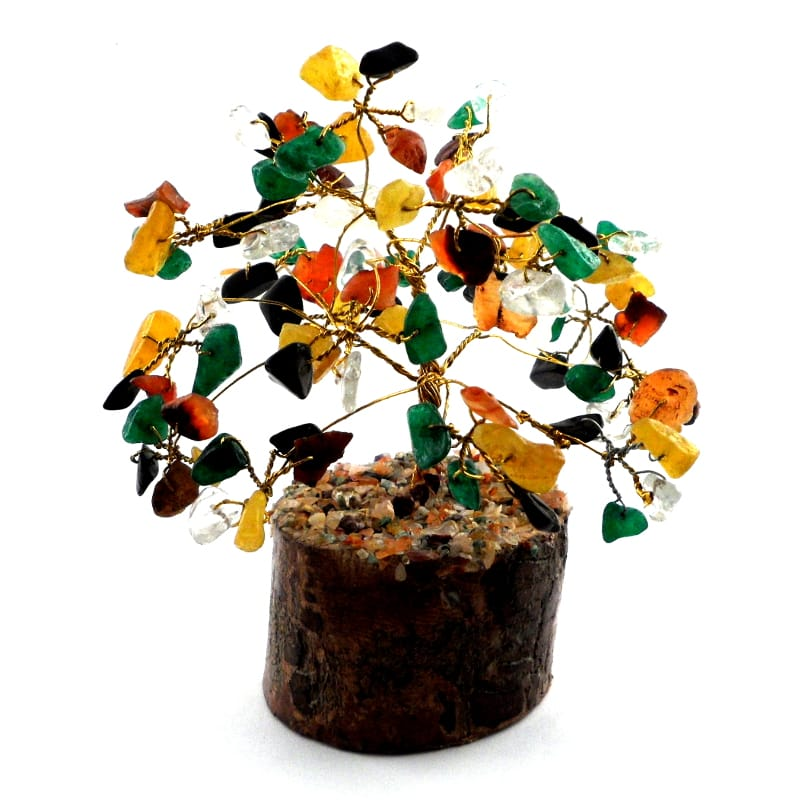 Gem Tree on Wood All Specialty Items gem tree